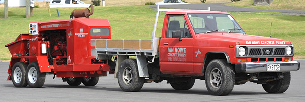 Ian Howe Equipment